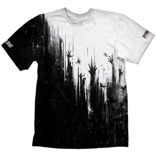 Tričko Dying Light - Black & White