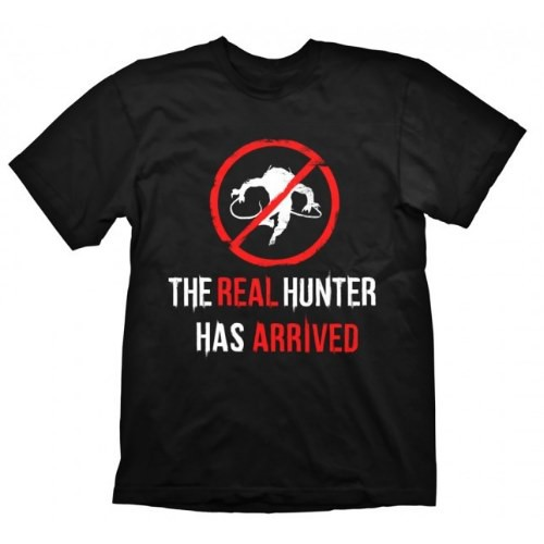 Tričko Dying Light - The Real Hunter
