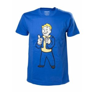 Tričko Fallout 4 - Vault Boy Shooting Fingers