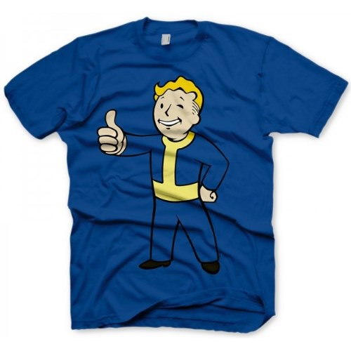 Tričko Fallout Nuka Vault Boy Thumbs Up