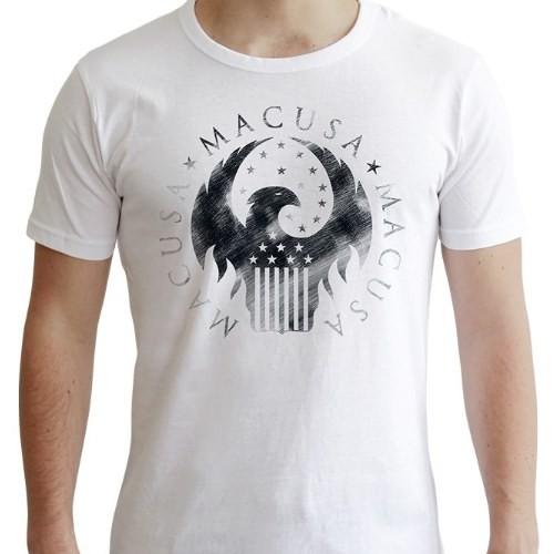 Tričko Fantastická zvířata - Macusa