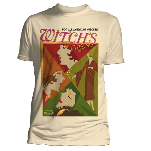 Tričko Fantastická zvířata - All American Witches