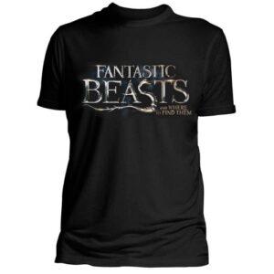 Tričko Fantastická zvířata - Logo