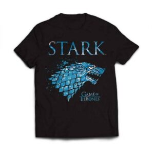 Tričko Game of Thrones - Stark Splatter