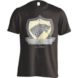 Tričko Game of Thrones Stark Coat of Arms