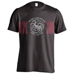 Tričko Game of Thrones - Targaryen Stripe