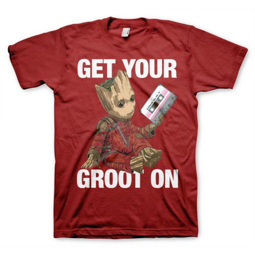 Tričko Guardians of the Galaxy - Get Your Groot On