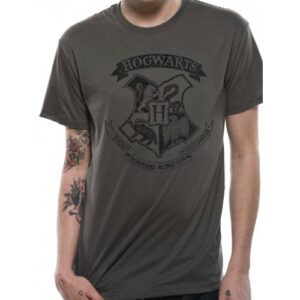 Tričko Harry Potter - Distressed Hogwarts