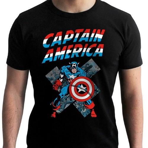 Tričko Marvel - CA Vintage