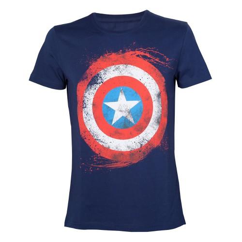 Tričko Marvel Captain America Shield
