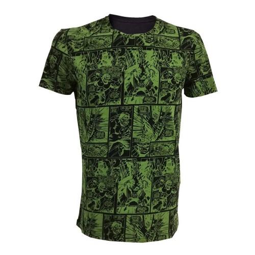 Tričko Marvel Green Hulk
