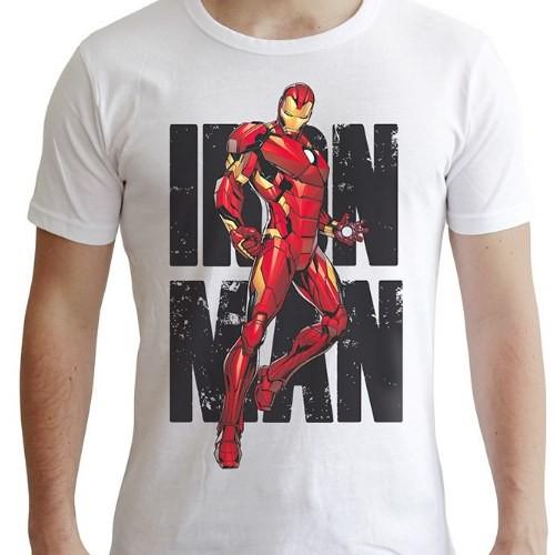 Tričko Marvel - IM Classic