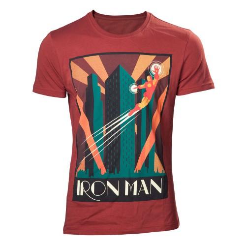 Tričko Marvel Iron Man Flying