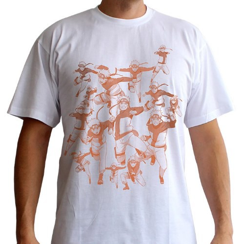 Tričko Naruto Shippuden - Multiple Clones