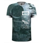 Tričko Star Wars: Death Star - Sublimation