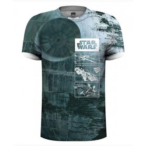 Tričko Star Wars: Death Star - Sublimation