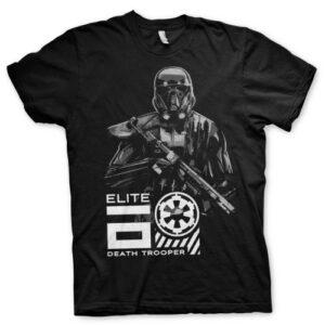 Tričko Star Wars: Rogue One - Elite Death Trooper