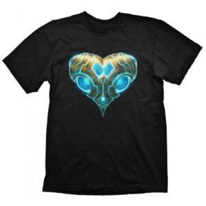 Tričko Starcraft II - Protoss Heart