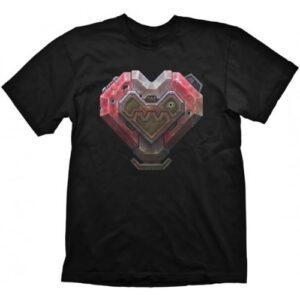 Tričko Starcraft II - Terran Heart