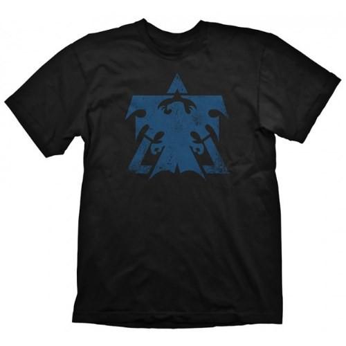 Tričko Starcraft II - Terran Logo