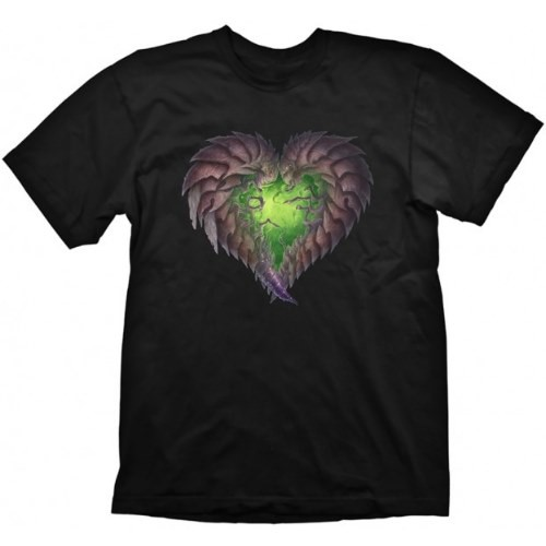 Tričko Starcraft II - Zerg Heart