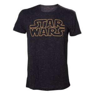 Tričko Star Wars Logo & Stars All Over