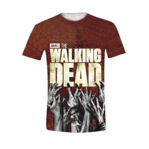 Tričko Walking Dead - Hands