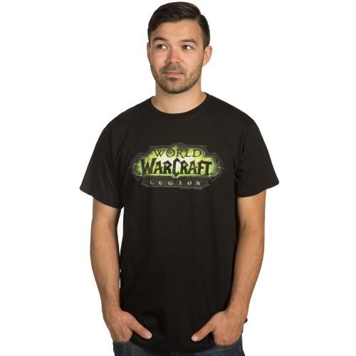 Tričko World of Warcraft Legion - Logo