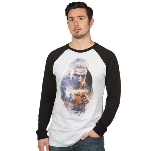 Tričko Zaklínač 3: Geralt - pánské
