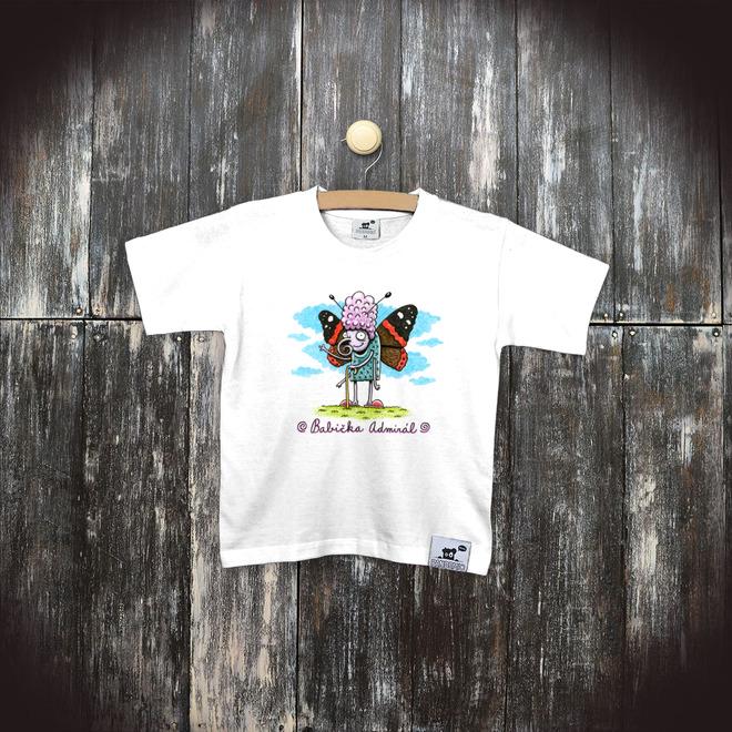 Dámské vtipné tričko s potiskem MaComix 63b52bb9a8
