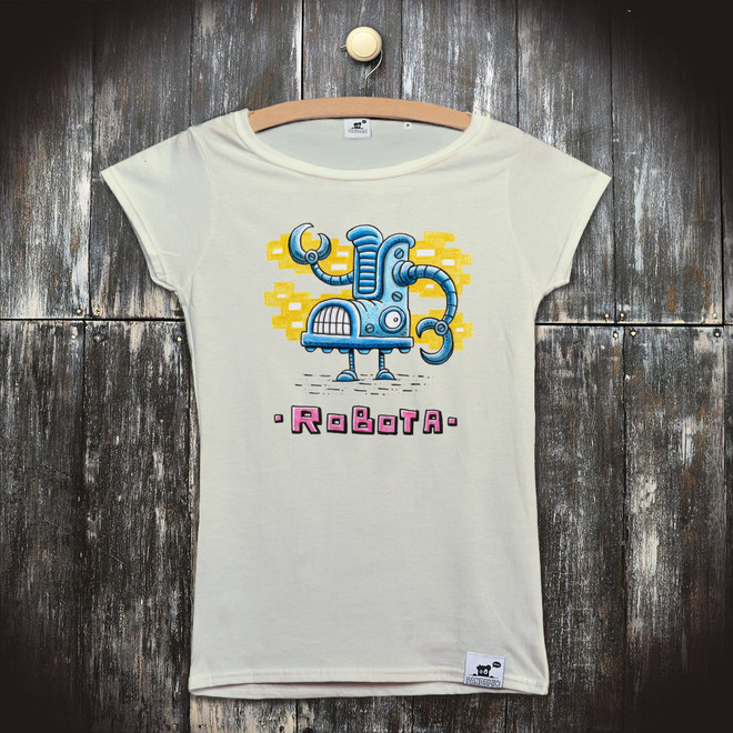 Dámské vtipné tričko s potiskem MaComix 495bd69c5f